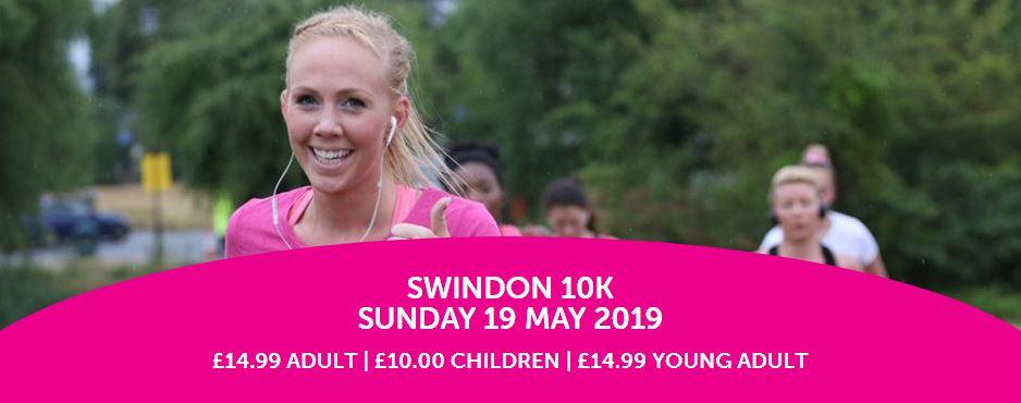 Swindon Race For Life - 10K