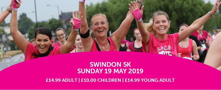 Swindon Race For Life 5K