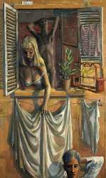 Michael Ayrton, Roman Window