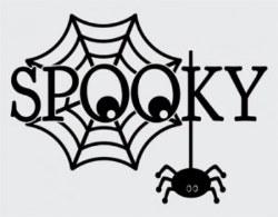 Putrid Pumpkin & Spooky Spider