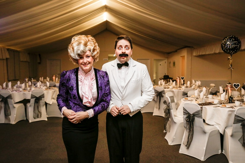Lydiard Fawlty Towers