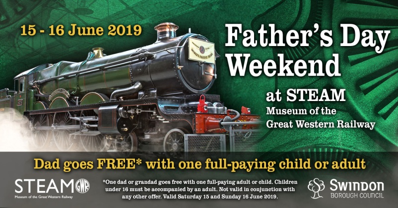 Father's Day at STEAM