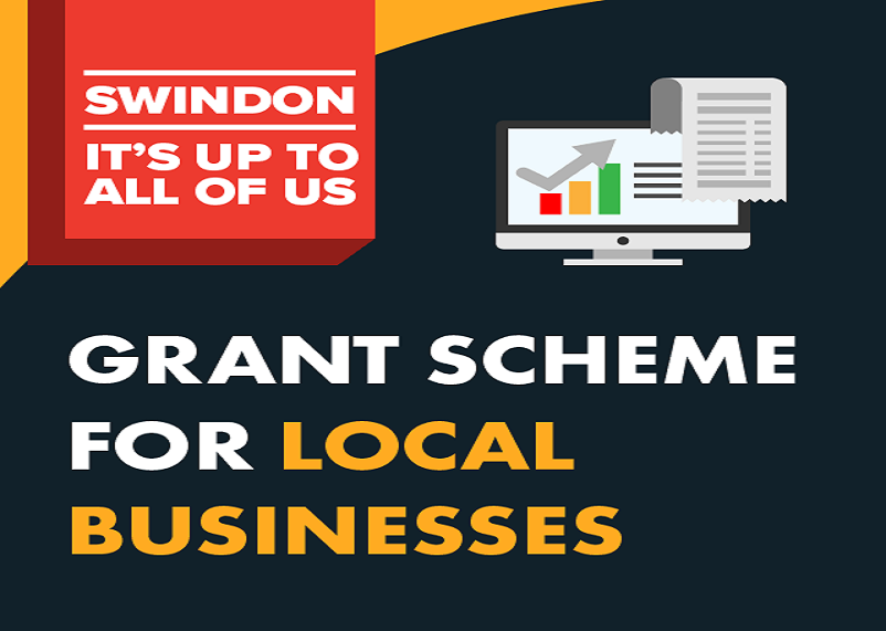 Grant scheme for local businesses logo