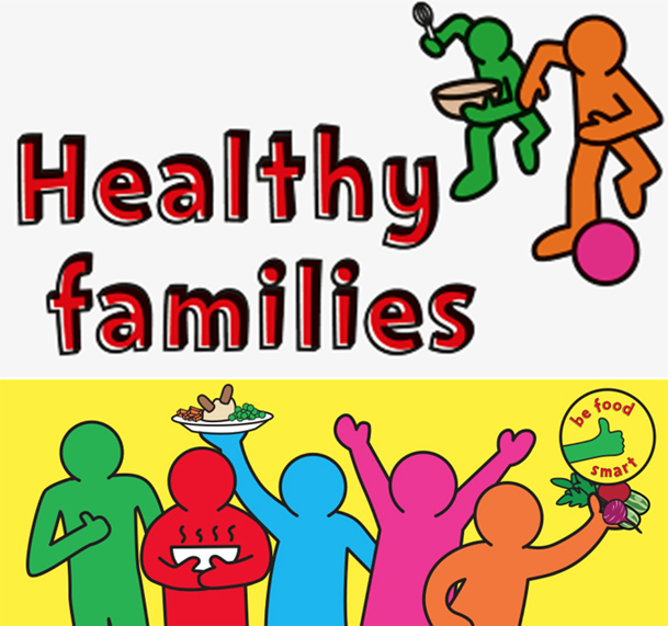 Healthy families pic