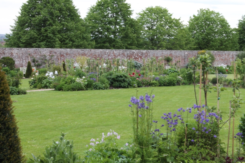 Walled Garden charity opening