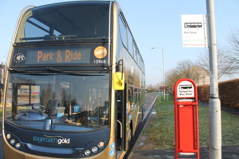 Free Park and Ride Outlet