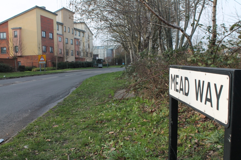 Mead Way improvements
