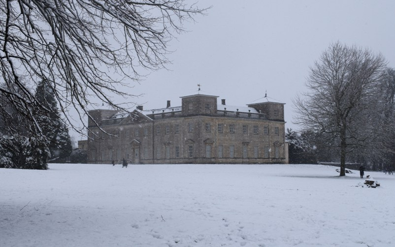 Lydiard festive afternoon teas
