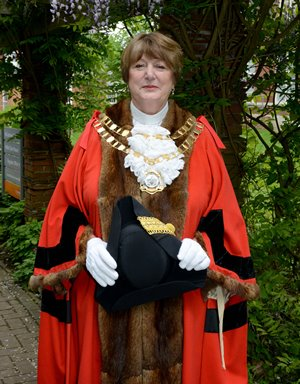 Mayor - Cllr Maureen Penny