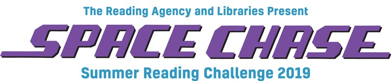 Space Chase Summer Reading Challenge 2019 logo