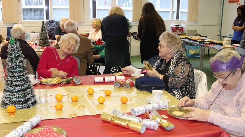 Swindon Circles Christmas event