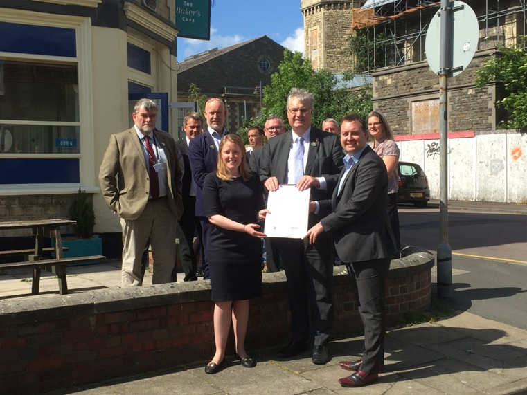 Launch of Heritage Action Zone in Railway Village