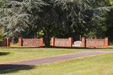 Memorial wall plaques