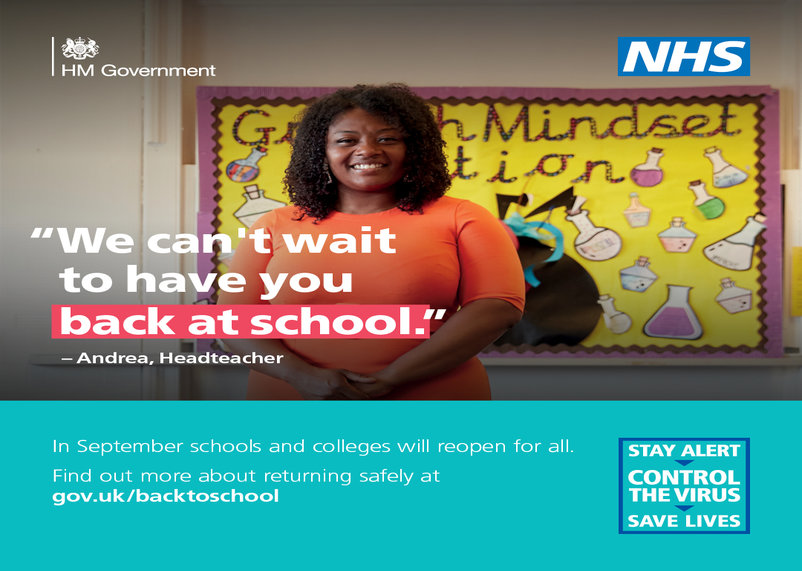 Back to School Safely campaign