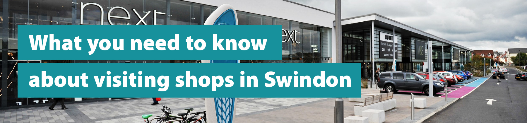 Banner image promoting information about visiting shops during Covid-19 restrictions