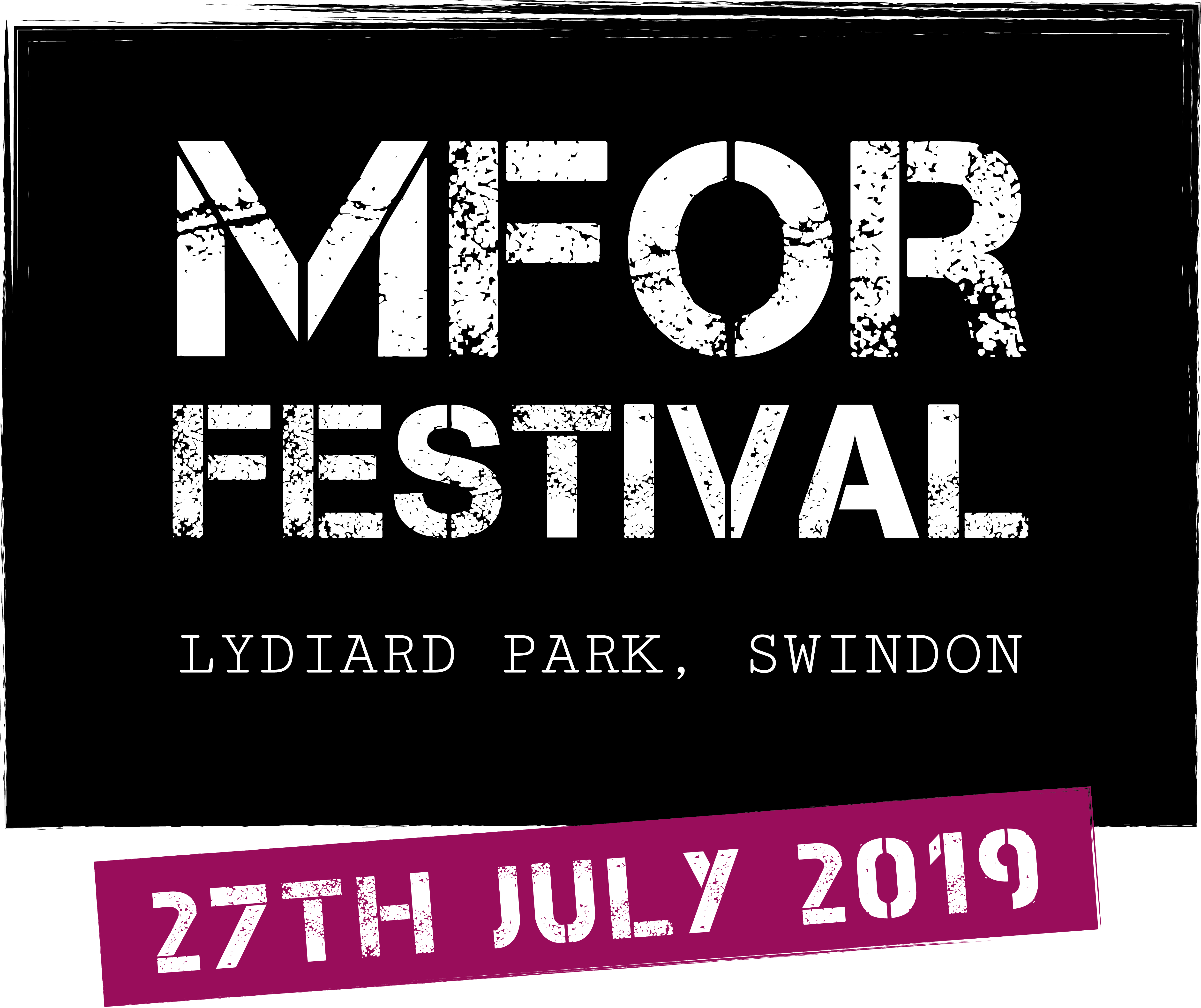 Mfor logo black and red
