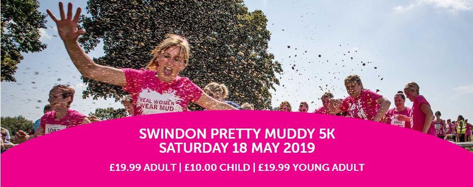 Pretty muddy Swindon